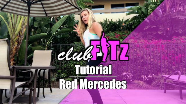 Tutorial of Red Mercedes by Aminé