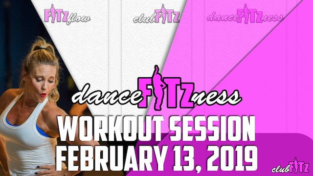 VALENTINE'S DAY & HUMP DAY DANCE FITzNESS