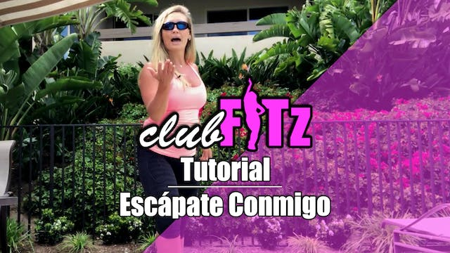 Tutorial of Escápate Conmigo by Wisin