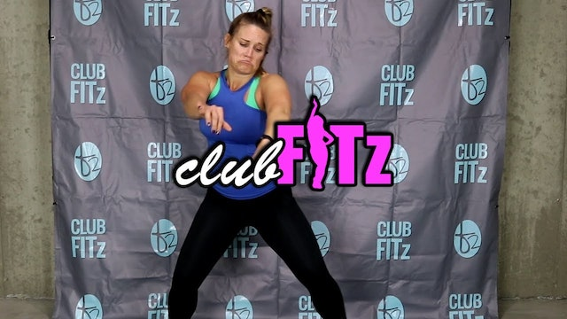 Club FITz Session 8: 44 Min Dance FITzness Workout