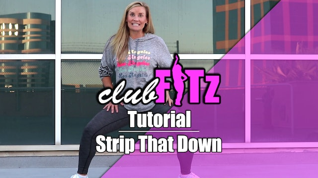 Tutorial of Strip That Down by Liam Payne