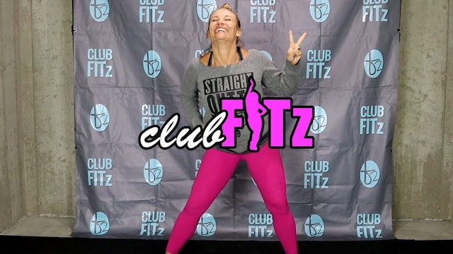 Club FITz Session 12: 57 Min Dance FITzness Workout