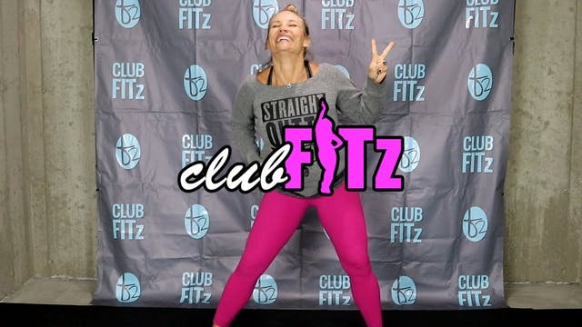 Club FITz Session 12: 57 Min Dance FI...