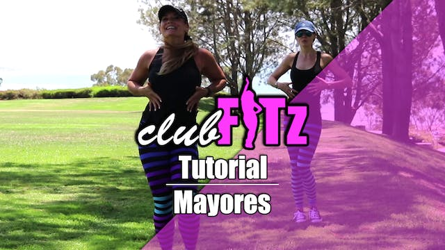 Tutorial of Mayores by Becky G