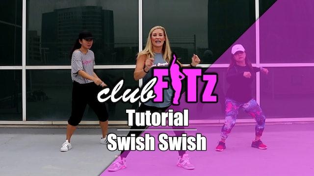 Tutorial of Swish Swish by Katy Perry