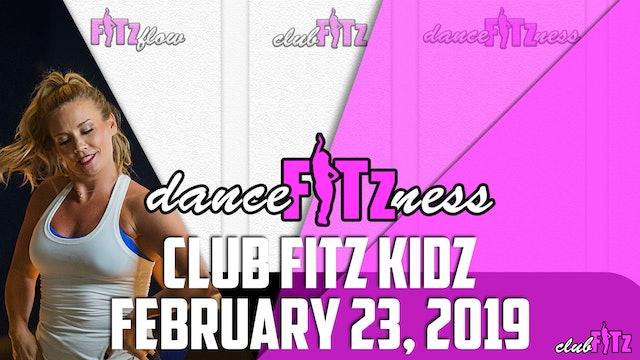 CLUB FITz KIDz Playlist