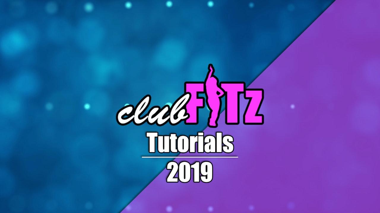 Club FITz Tutorials 2019