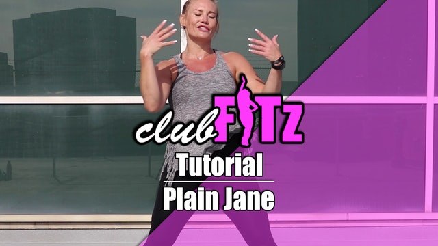 Tutorial of Plain Jane by A$AP Ferg