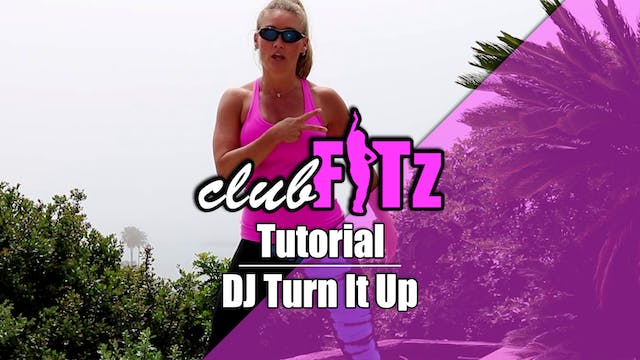 Tutorial of DJ Turn It Up by Yellow Claw