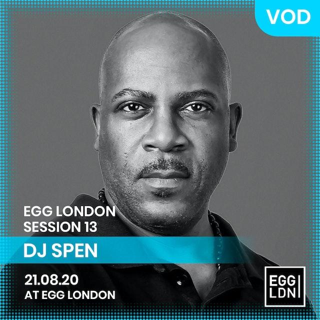 DJ SPEN | EGG LDN | S13