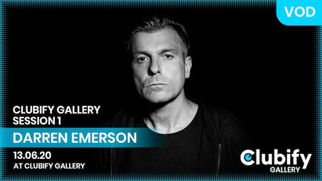 DARREN EMERSON | CLUBIFY GALLERY | S1