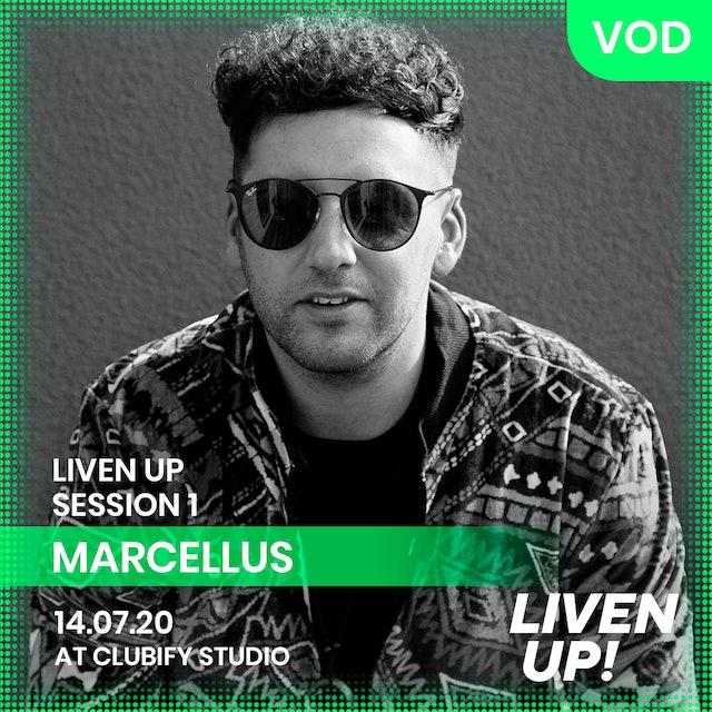 MARCELLUS | LIVEN UP! | S1