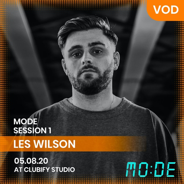 LES WILSON | MO:DE | S1