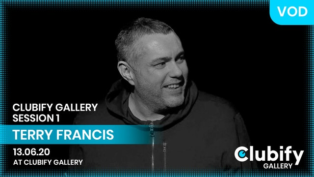 TERRY FRANCIS | CLUBIFY GALLERY | S1