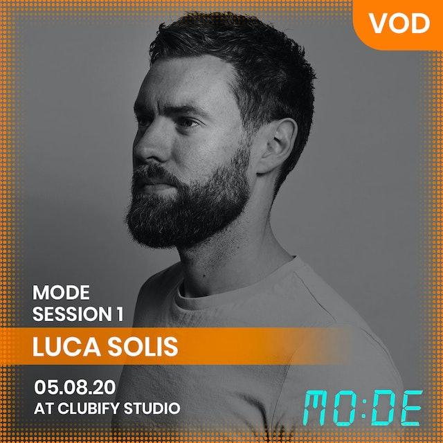LUCA SOLIS | MO:DE | S1