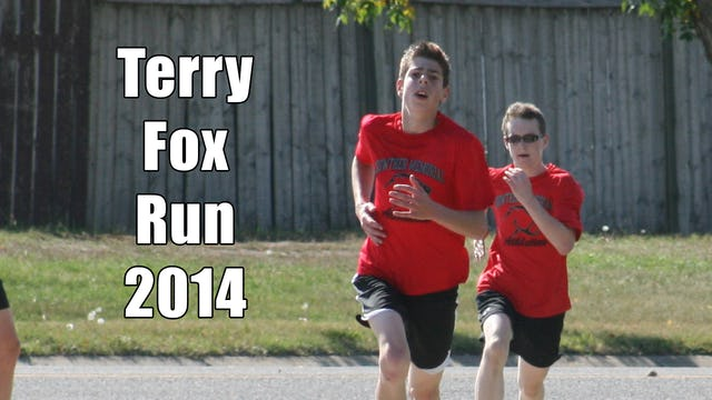 2014 Terry Fox Run for Cancer Research