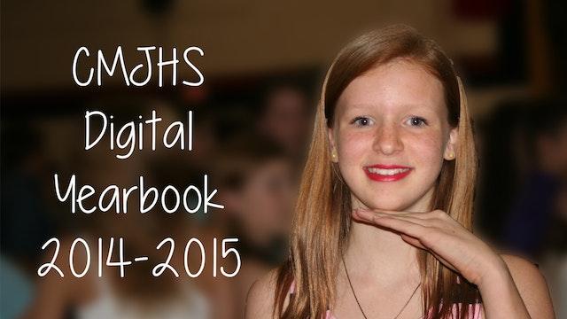 2014-2015 CMJHS Digital Yearbook