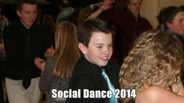 Social Dance 2014
