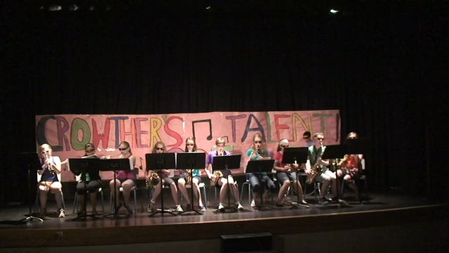 Crowther's Got Talent - 2015