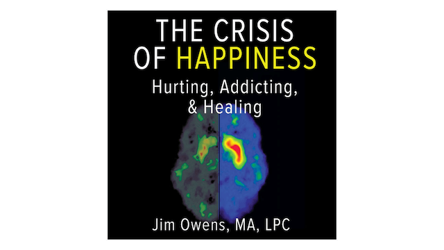 The Crisis of Happiness: Hurting, Addicting, and Healing by Jim Owens