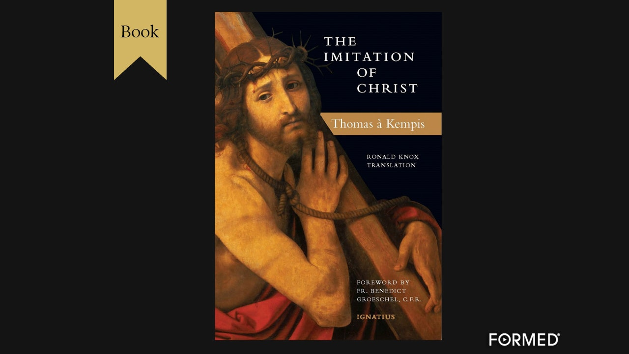 The Imitation of Christ by Thomas á Kempis