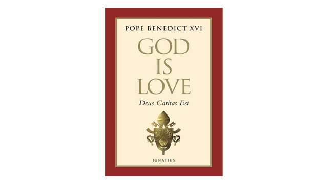 KINDLE: God Is Love by Pope Benedict XVI