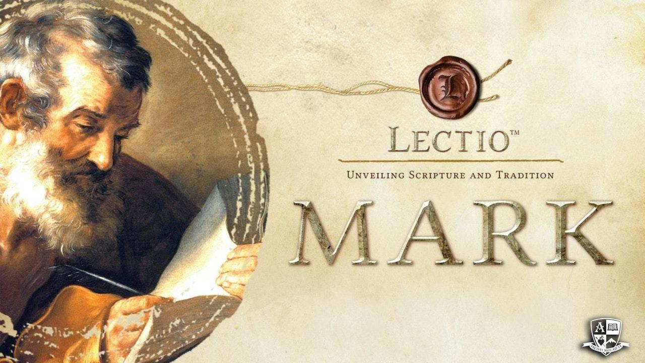 Lectio: Mark