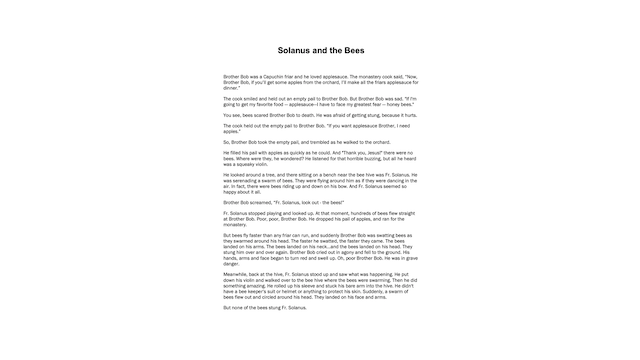 Extraordinary Stories Study Guide