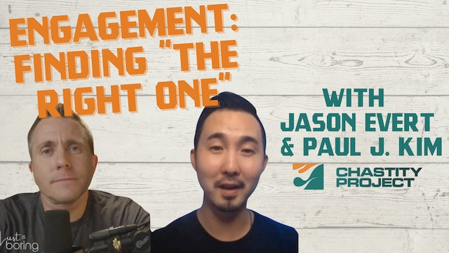 Engagement: is this the right one? With Paul J. Kim