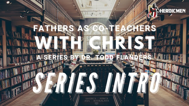 Fathers as Co-Teachers with Christ
