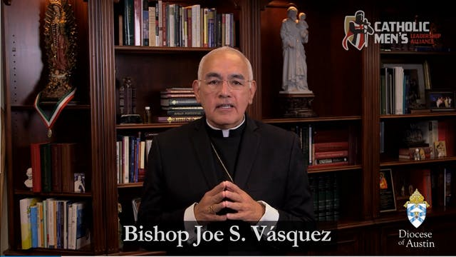 Bishop Joe S. Vasquez