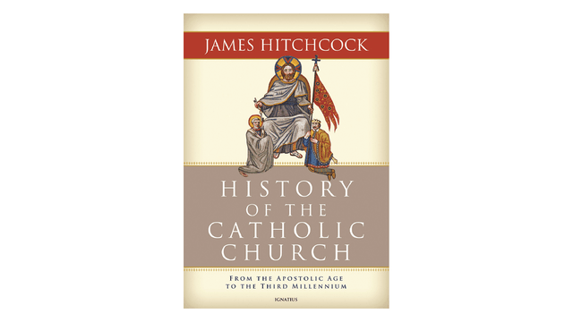 EPUB: History of the Catholic Church by James Hitchcock