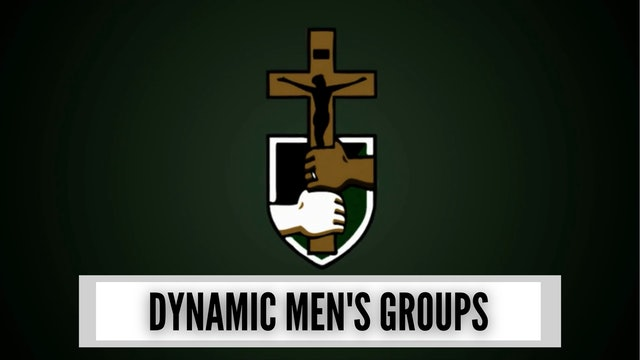Dynamic Men's Groups