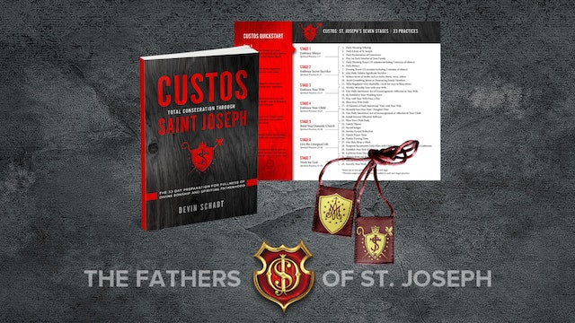 CUSTOS: Total Consecration Through St. Joseph