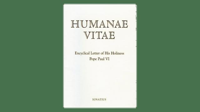 EPUB: Humanae Vitae Encyclical of His Holiness Pope Paul VI
