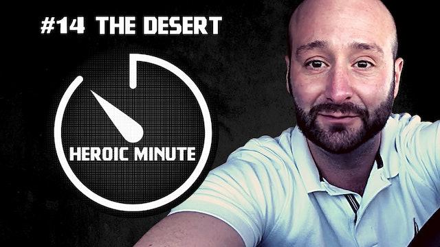 #14 The Desert