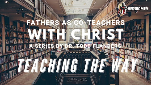 Co-Teaching with Christ: The Way