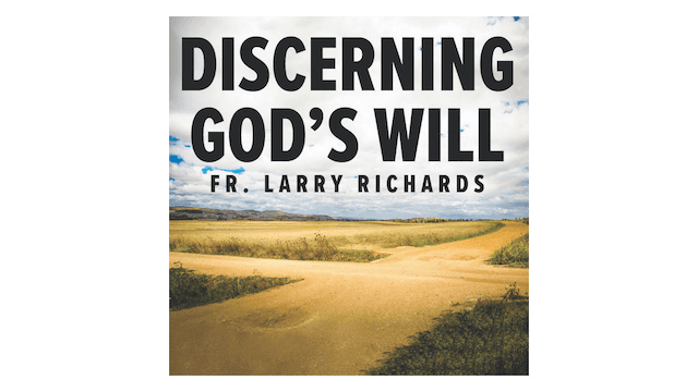 Discerning God's Will by Fr. Larry Ri...