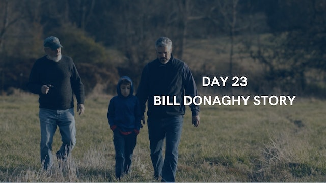 Day 23: Bill Donaghy story