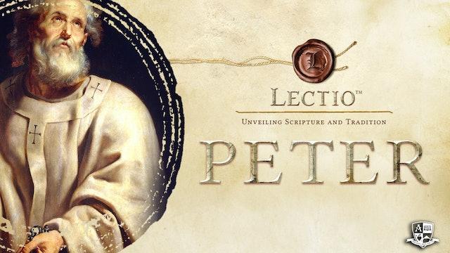 Lectio: Peter