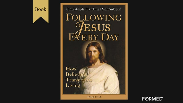 Following Jesus Everyday by Christoph Cardinal Schönborn