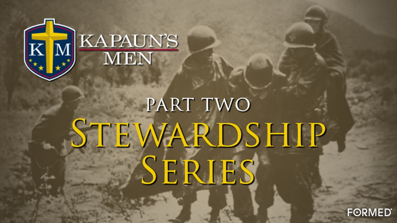Kapaun's Men Stewardship Series