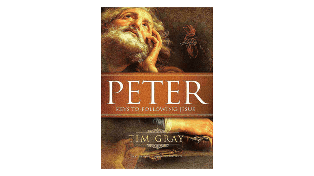 KINDLE: Peter: Keys to Following Jesus by Tim Gray