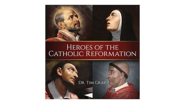 Heroes of the Catholic Reformation by...