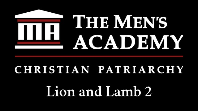 Academy Briefs: Lion and Lamb 2