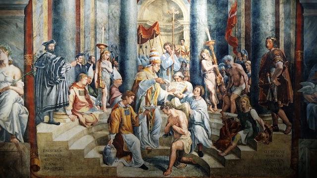 Los sacramentos: Bautismo y Confirmación