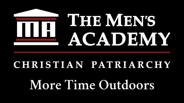 Academy Brief: More Time Outdoors