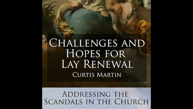 Challenges and Hopes for Lay Renewal by Chris Martin
