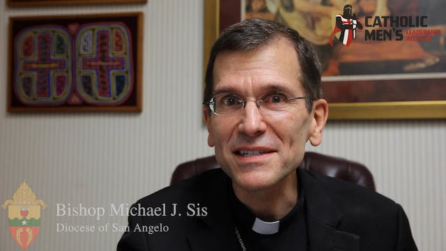 Bishop Michael J. Sis