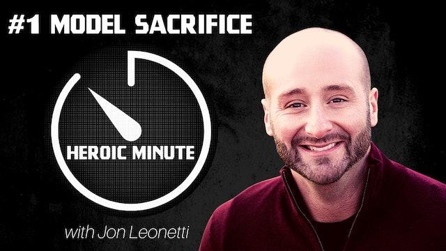 #1 Model Sacrifice